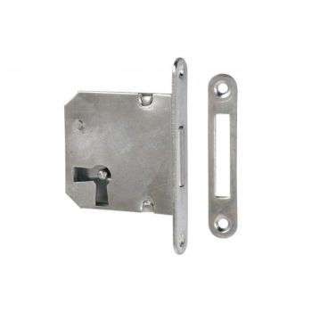 Mortise Lock for furniture, Left