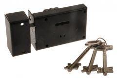 Lock DOM POLSKA Rim Key with guidewire