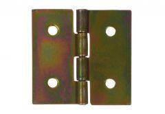 Braided Hinge 35 - Galvanized Gold