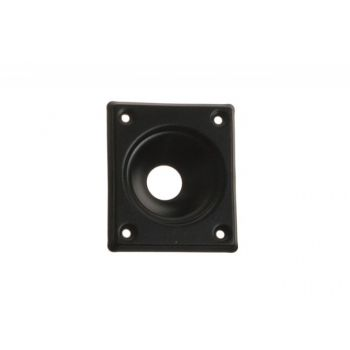 Deep-seated Plate for GERDA ZX Lock - Black