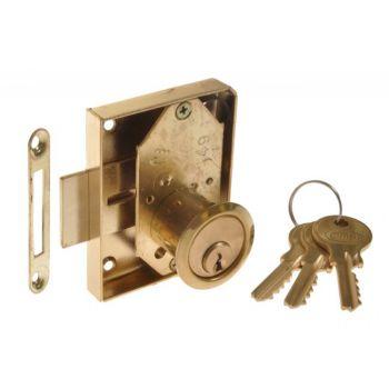 Furniture Lock DOM POLSKA 30 K Right