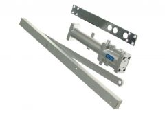 Door Closer 103 Incl. Arm (45-65kg) - Silver