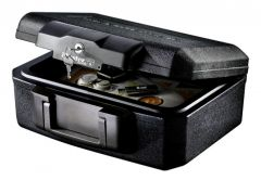 Case Master Lock LFHW Water-Resist, Fire-Resist (capacity 5,2l)-Black