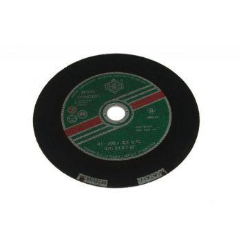Disc T1A 300/3. 5 Concrete