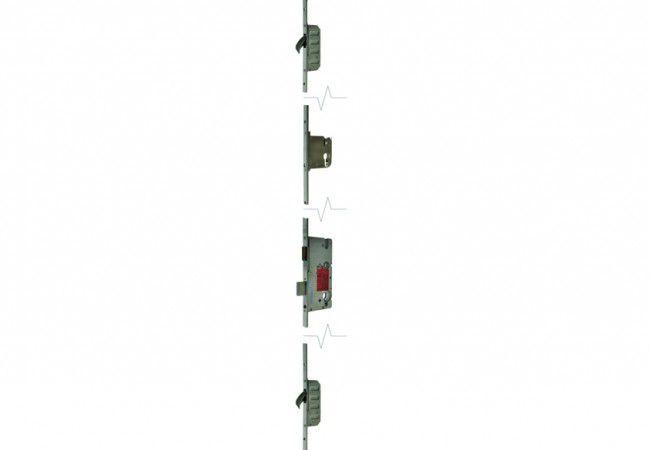 Multipoint Lock WINKHAUS STV-FA 1660/55 92/8 M2 Right, C class