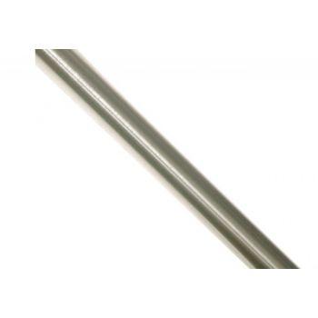 Steel Pipe, Diameter: 40, L-2400mm - Nickel (421-504)