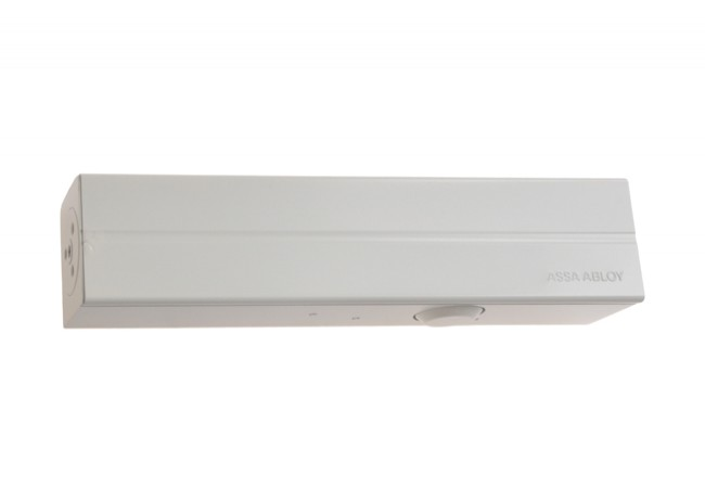 Door Closer Assa Abloy Dc300 Without Arm White En 3 6